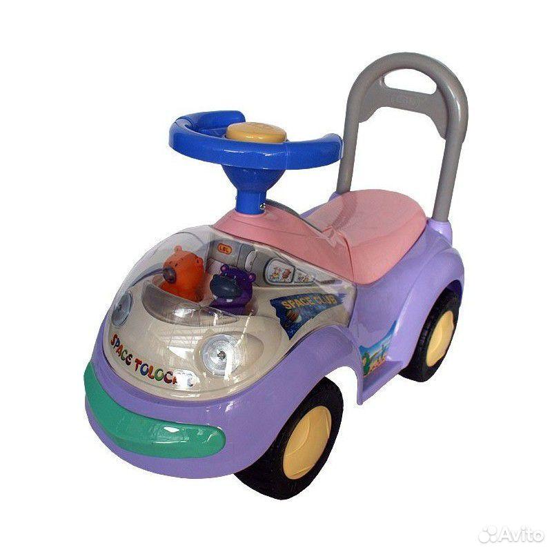 Машинка-каталка Jetem Tolokar Space  89063823828 купить 2