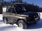 УАЗ Hunter 2.7МТ, 2015, 24000км