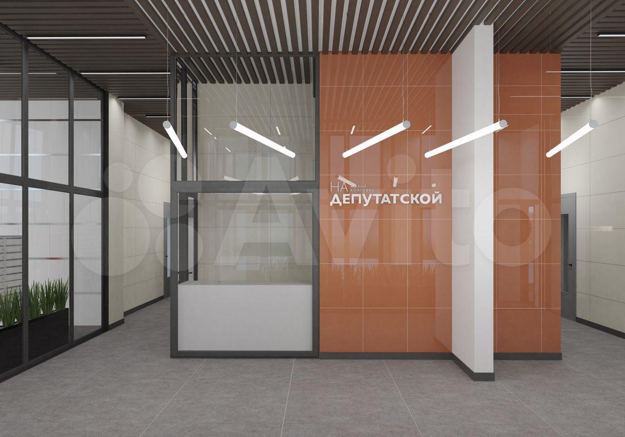 Квартира-студия, 31.7 м², 5/25 эт.