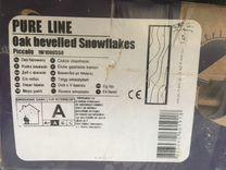 Паркетная доска Barlinek Дуб Snowflakes