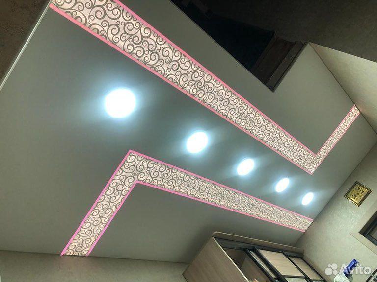 Натяжные потолки от производителя  89524264469 купить 5