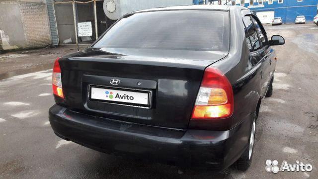 Hyundai Accent, 2007  89211966271 купить 8