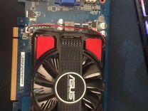 Видеокарта Asus GT440 — Товары для компьютера в Геленджике