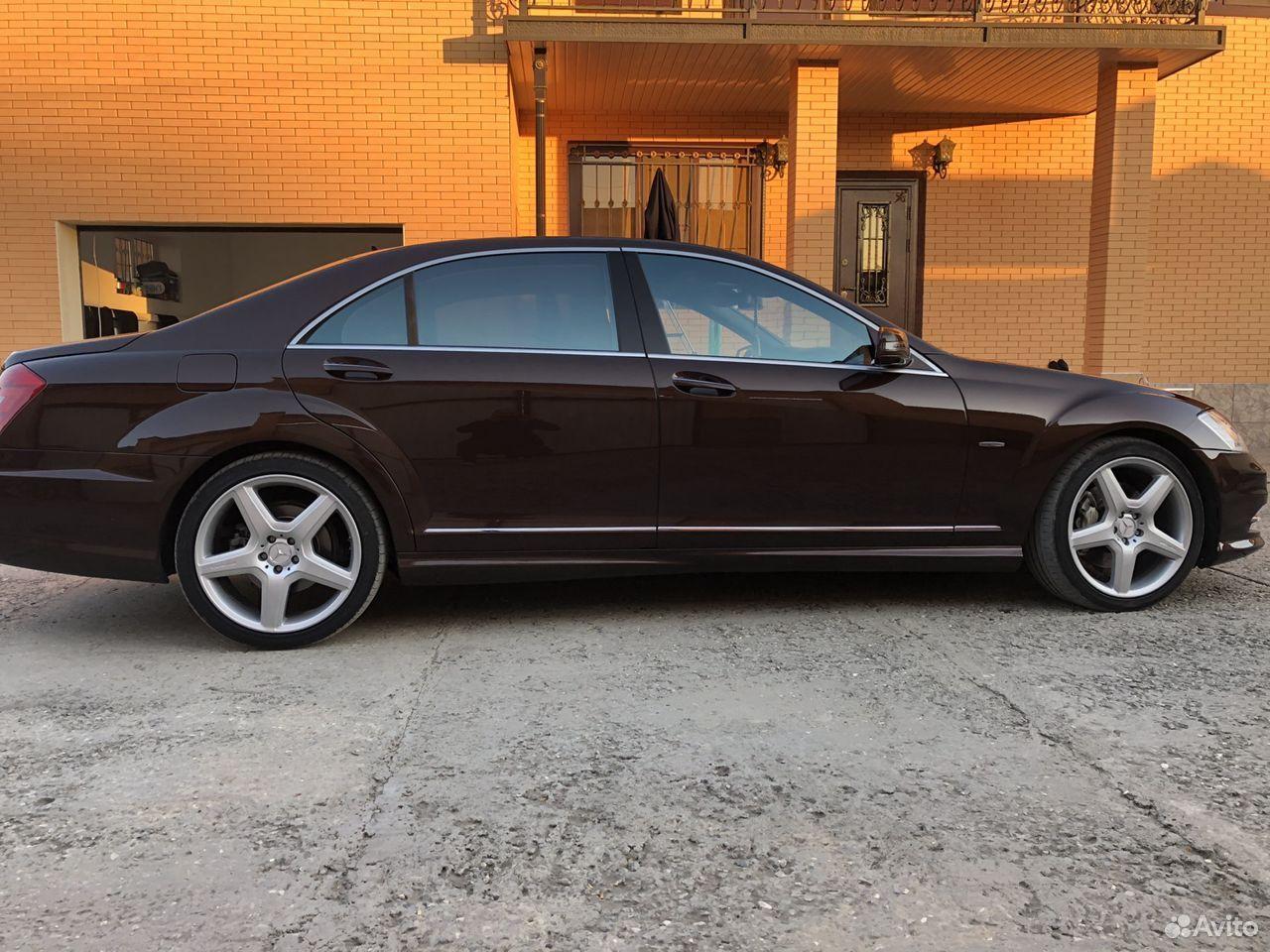 Mercedes-Benz S-class, 2010 89280022002 buy 4