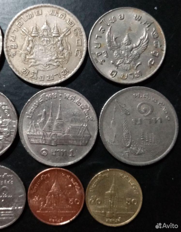 14 монет Таиланда  89965697477 купить 3