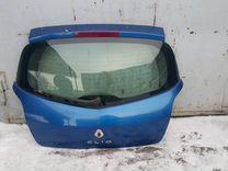 Крышка багажника Рено Клио, 2008 г