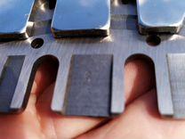 Импортные и СССР ножи гребенки к машинке для овец