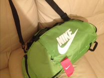 Сумка-рюкзак Nike салатовая новая — Одежда, обувь, аксессуары в Санкт-Петербурге