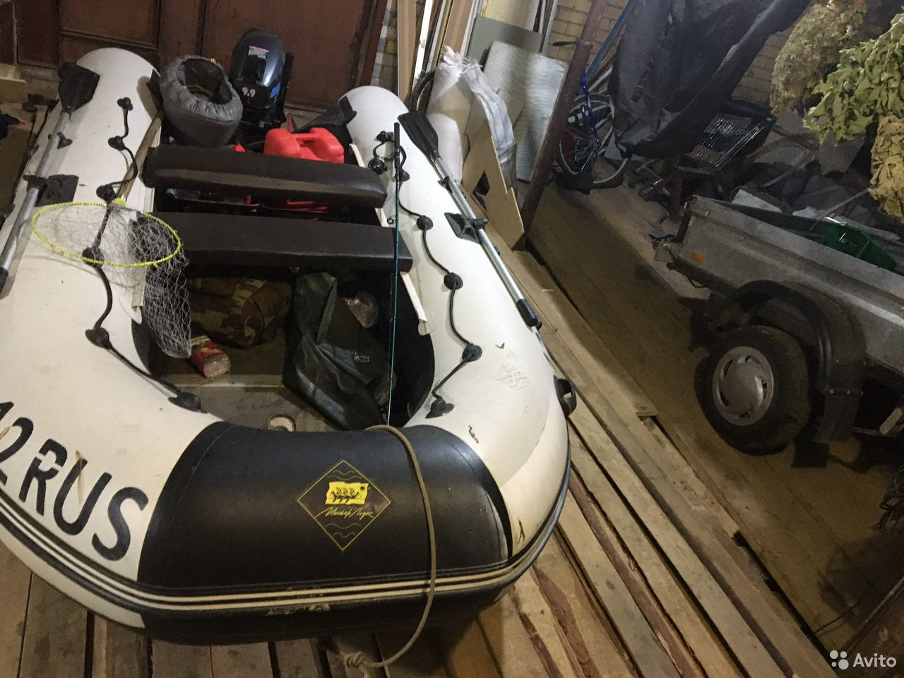 Пвх лодка Ривьера 3600ск  89613360170 купить 3
