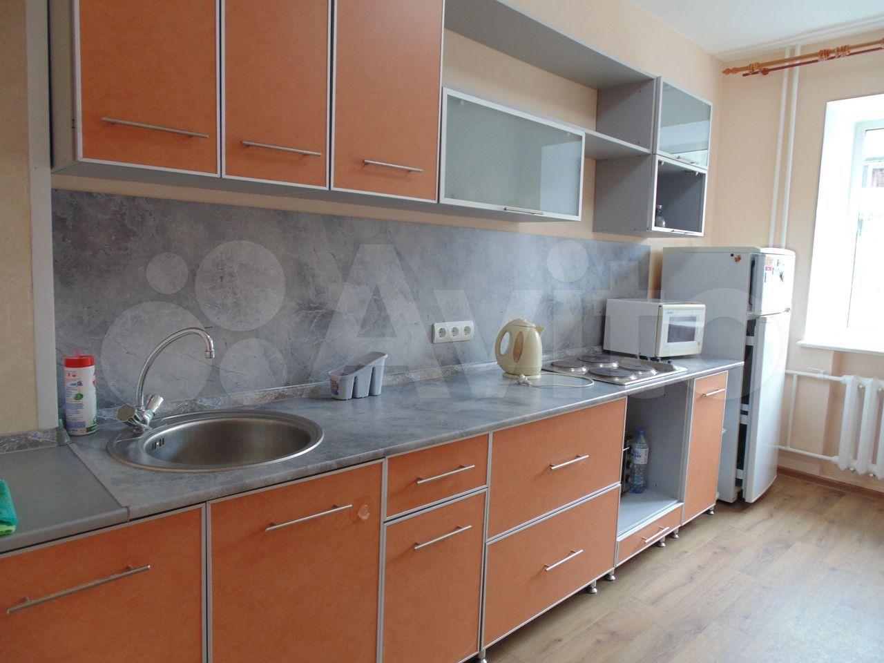 1-к квартира, 44 м², 8/10 эт.