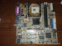Материнская плата FIC P4M-800T