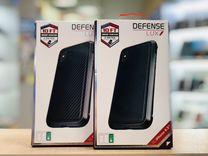 Чехол X-Doria Defense Lux для iPhone Xs Max