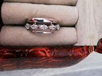 Серебро советской пробы 17р,подвеска с кольцом
