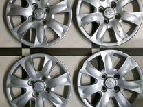 Колпаки Hyundai под болты, отверстия 4/100