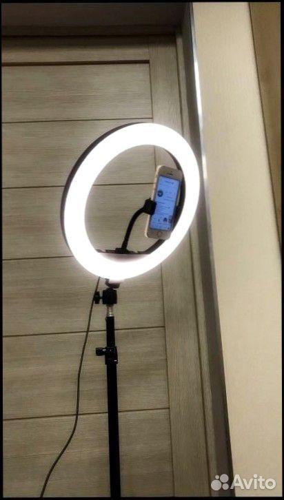 89272364863  Кольцевая лампа