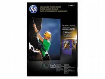 Фотобумага HP Advanced photo paper глянец