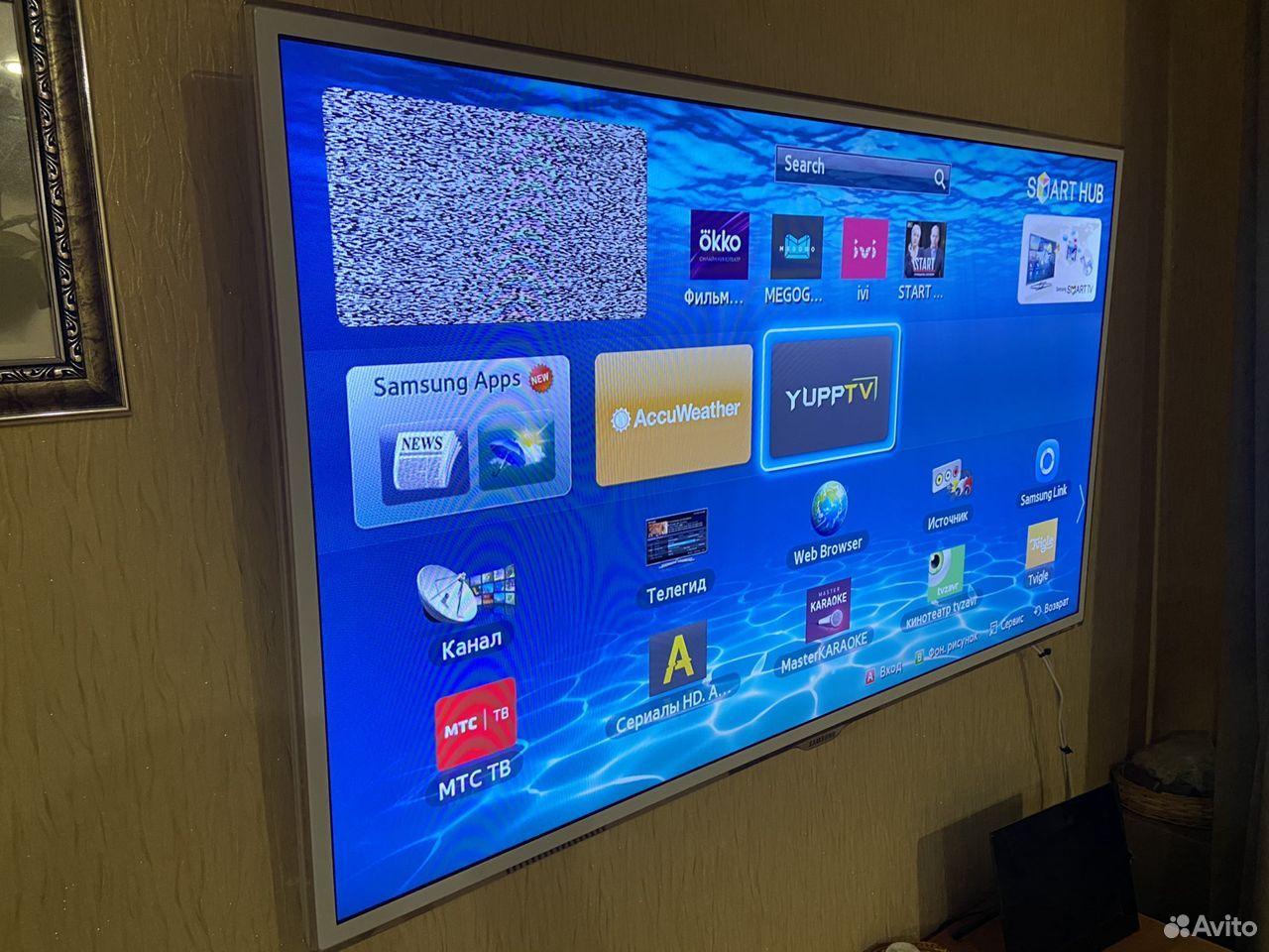 Samsung LED 46(116см) Smart Tv 3D  89085533314 купить 2