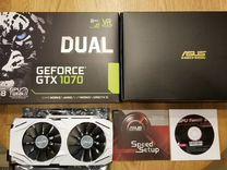 Видеокарта GTX 1070 OC 8Gb