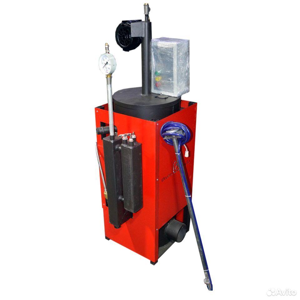 Парогенератор полуавтоматический жидкотопливный  89045812153 купить 1