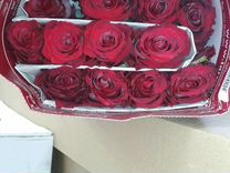 Розы 25 штук 80 см