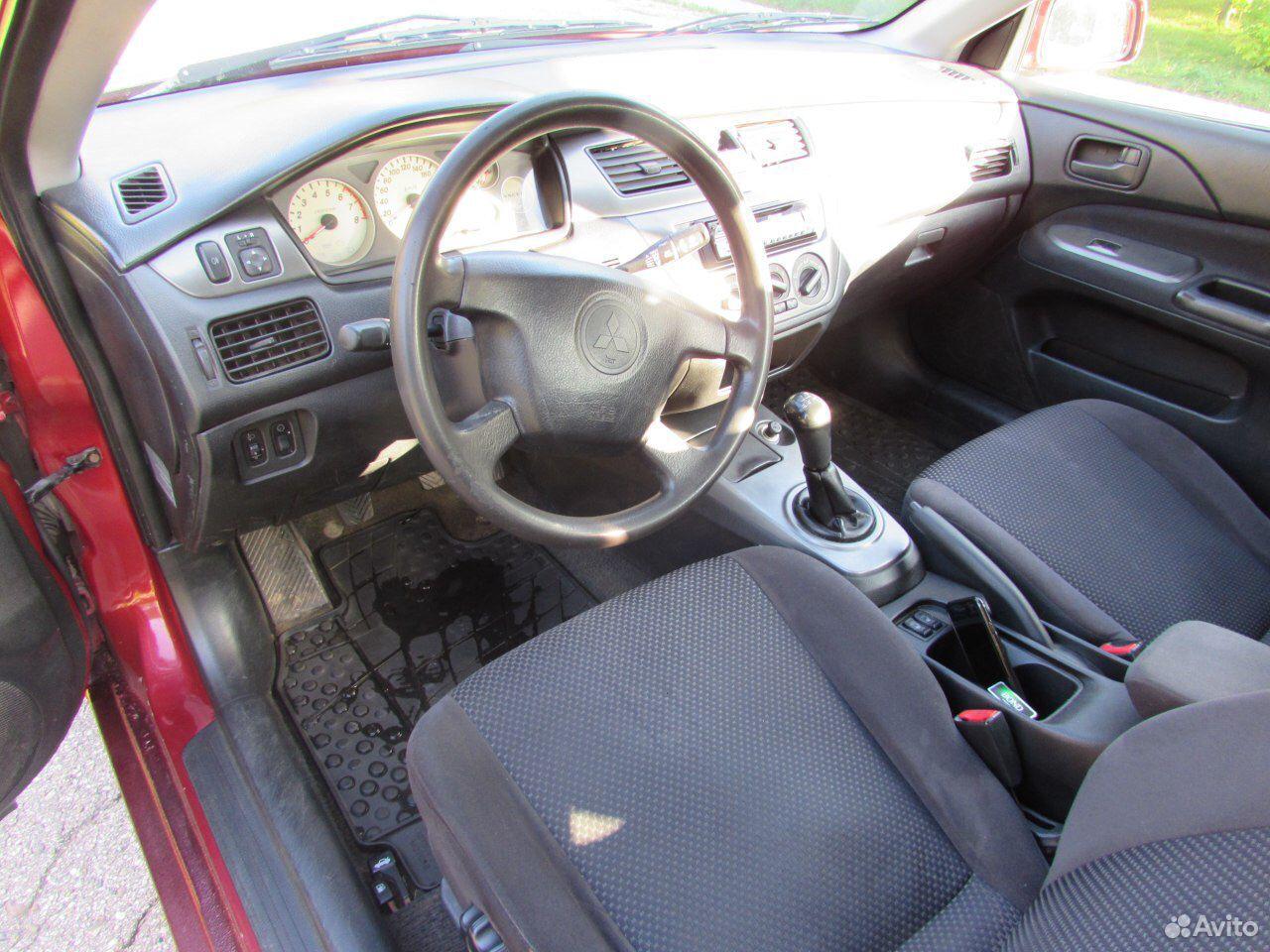 Mitsubishi Lancer, 2005  89176585704 купить 6