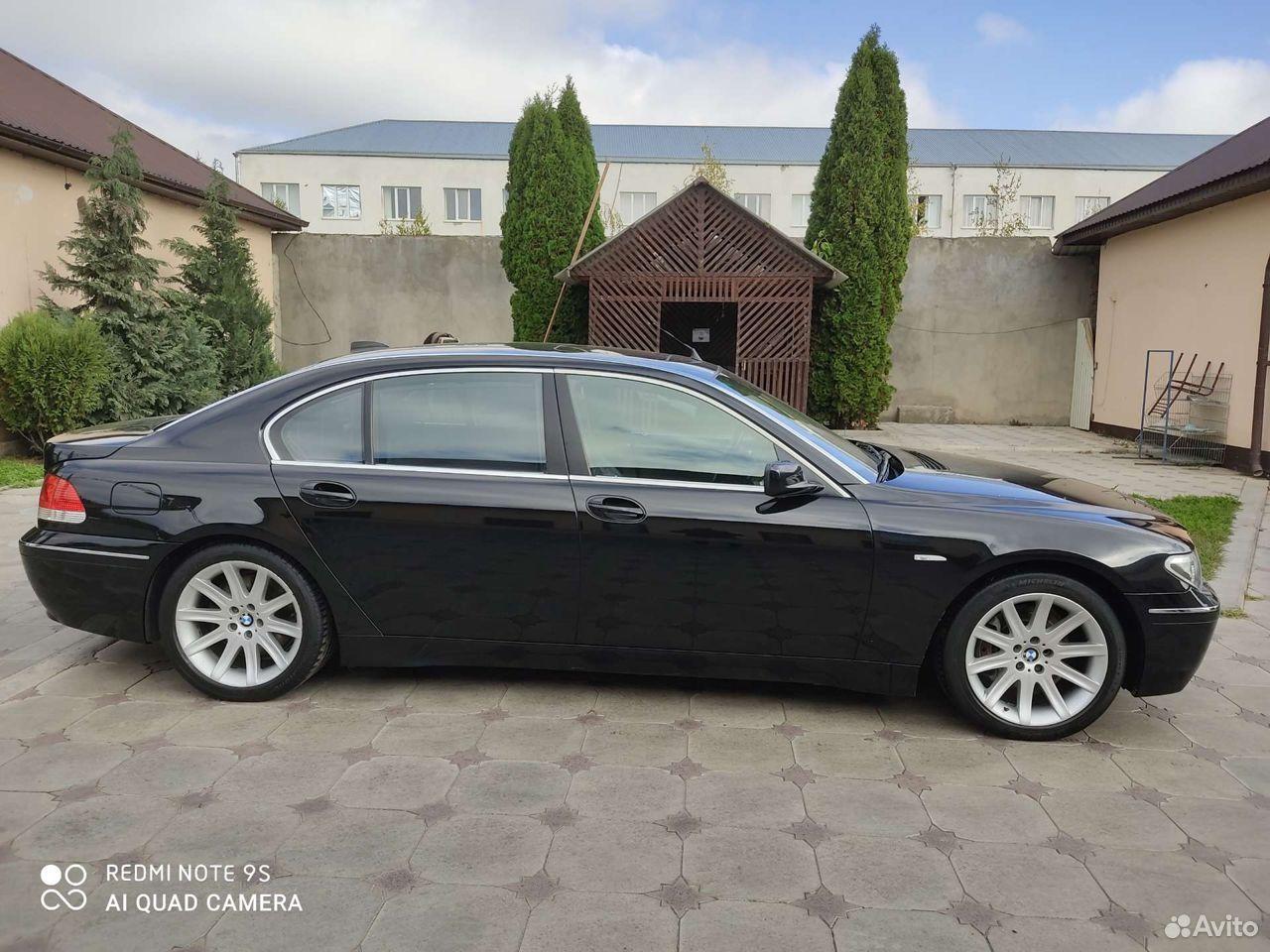 BMW 7 серия, 2004  89050052973 купить 2
