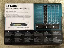 Маршрутизатор DSL-2640U