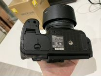 Nikon d750 body (8500 кадров)