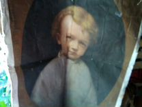 Картина Ленина в возрасте 4-х,лет