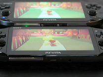 Sony Vita 8gb PCH-1108+игры