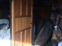 Дверь, оконные решётки