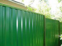 Профнастил зеленая мята