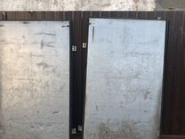 Двери на термобутку