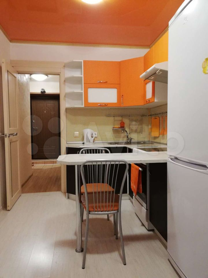 1-к квартира, 35.1 м², 12/13 эт.