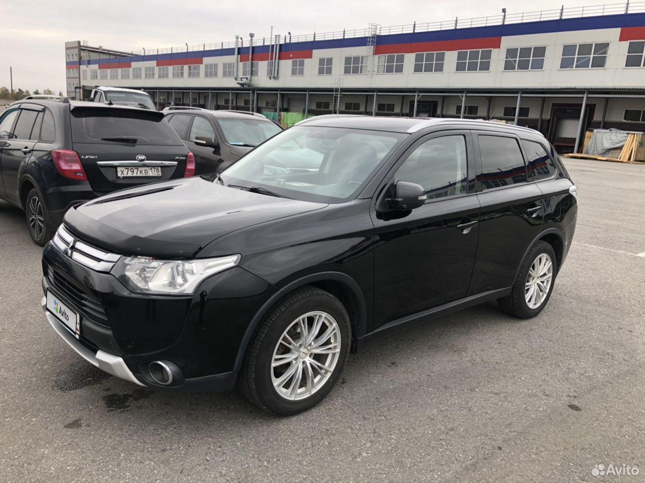 Mitsubishi Outlander, 2014  89019222572 купить 1