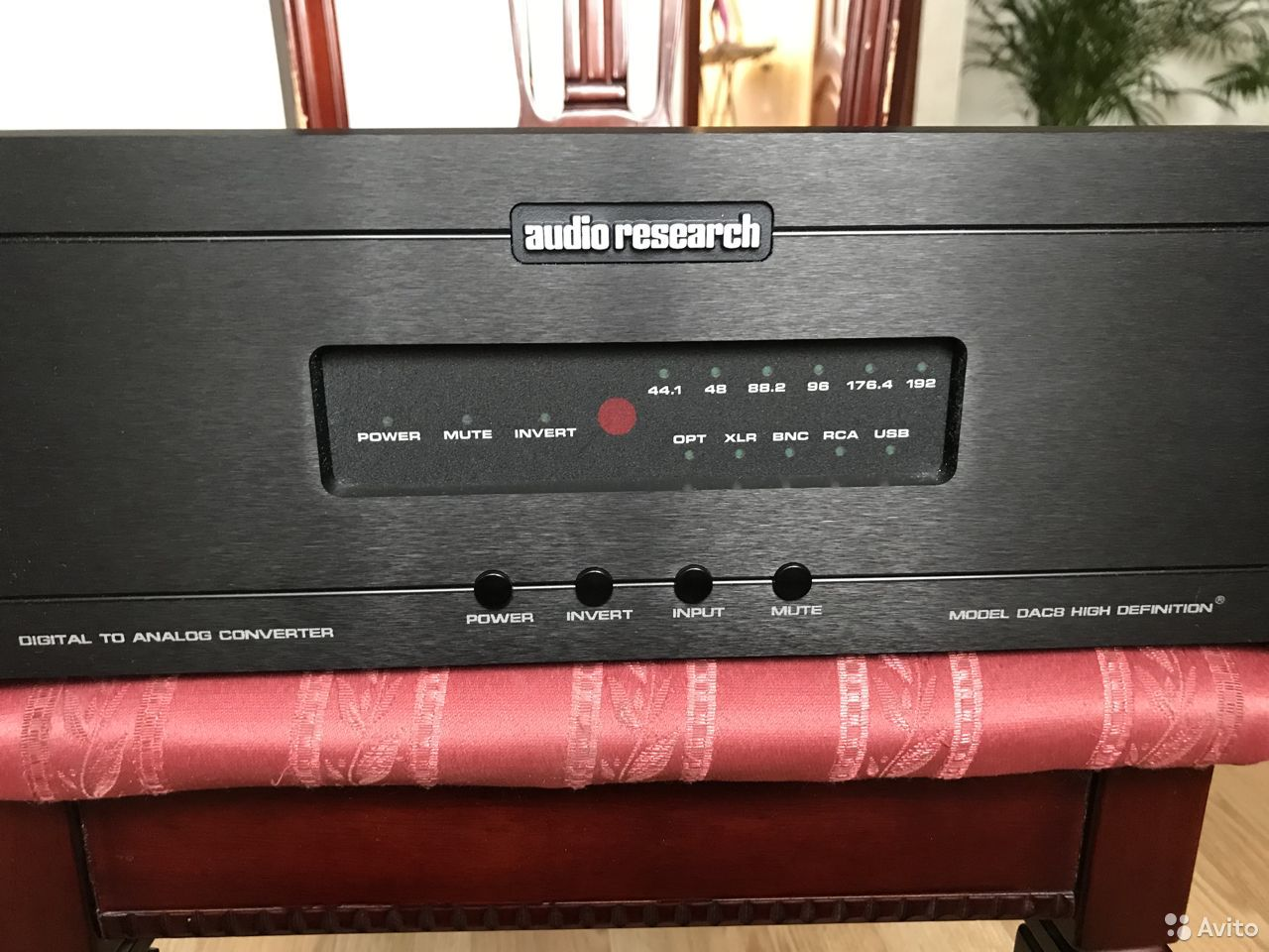 Цап Audio Research DAC 8  89106401065 купить 8