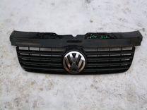 Решетка радиатора VW T5 transporter caravella