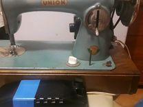 Продам швейную машину union