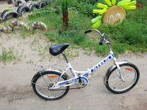 Подростковый велосипед стелс