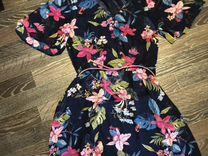 Платье летнее легкое шифоновое