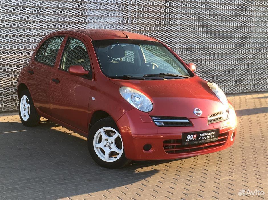 Nissan Micra, 2006  88633330423 купить 3