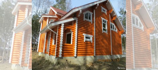 Конопатка,Шлифовка, герметизация,отделка срубов по в Москве | Услуги | Авито