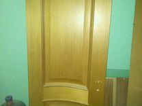 Дверь сантехническая мяссив