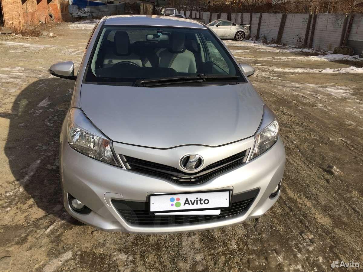 Toyota Vitz, 2011  89662715007 купить 7