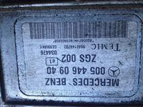 Мерседес Атего 1222. 2009года