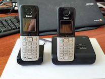 Радиотелефон Dect Siemens Gigaset C300 A DUO