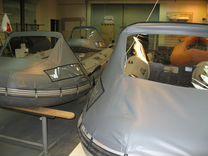 Тент для катера лодки мотора