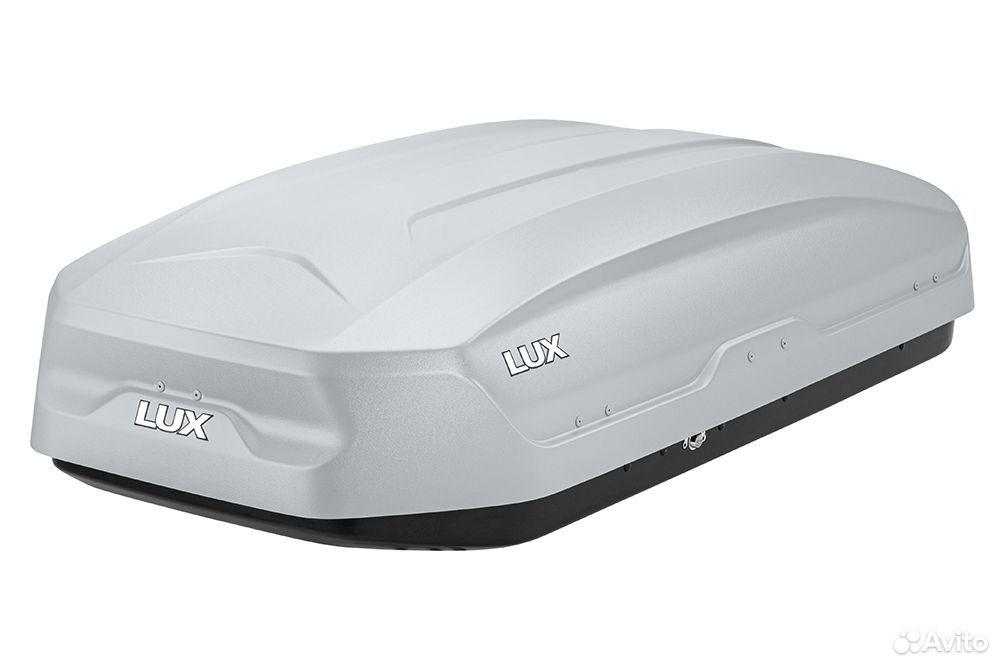 Багажник LUX tavr 175 серый матовый  89143501500 купить 6