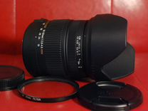 Sigma 18-50mm F2.8-4.5