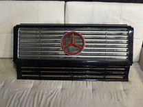 W463 решетка радиатора